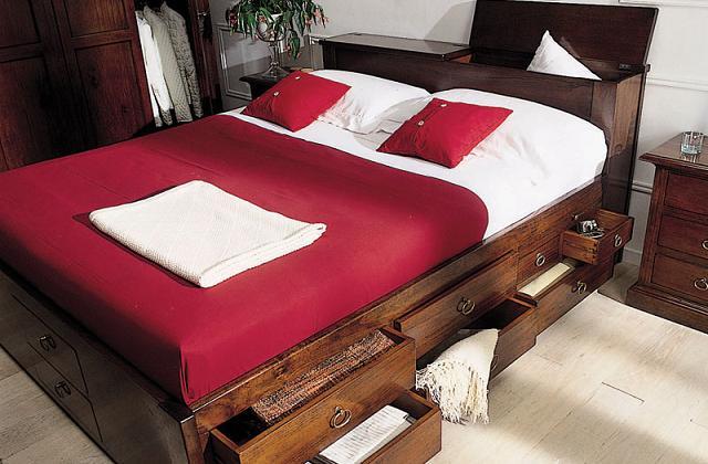 Cama Box, cama com gavetas