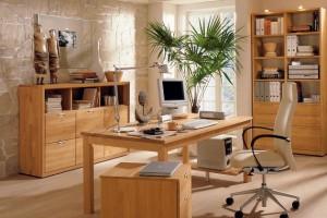 O canto de estudo (e trabalho) na casa