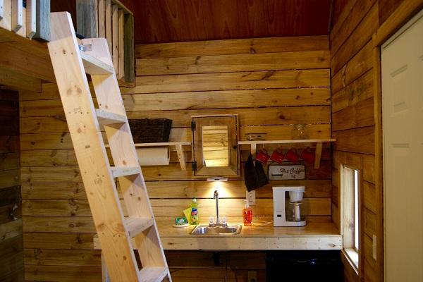 Uma casinha de 18mq
