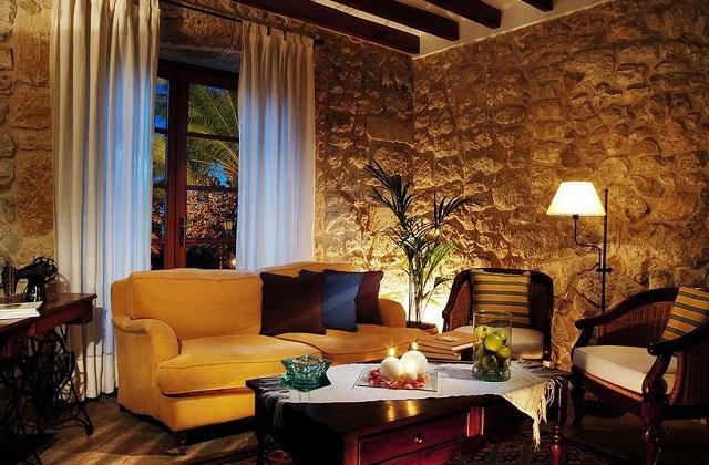 Funcional, minimalista e uma agradável sala de estar