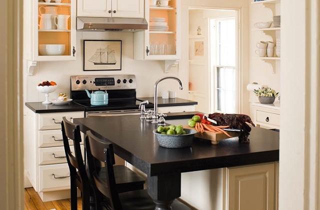 Como decorar uma pequena cozinha