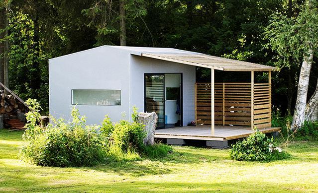 Mini House no futuro