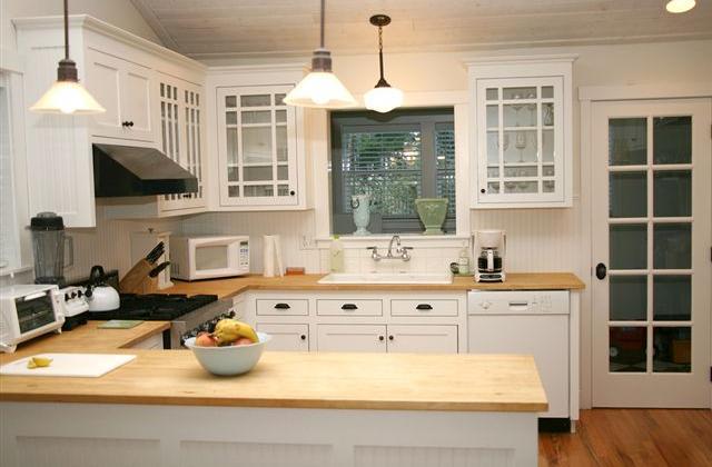 Cozinha com península, ideias para fazê-la