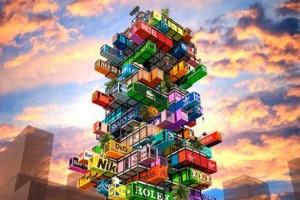 Hive-Inn: o hotel onde cada quarto é um container