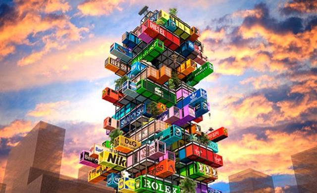 Hive -Inn: o hotel onde cada quarto é um container