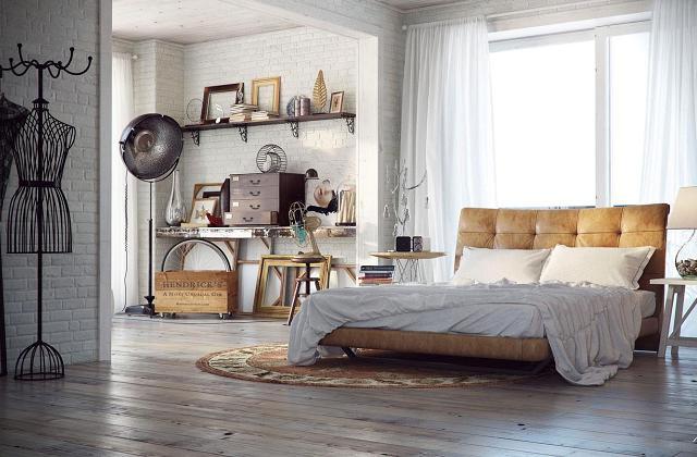Decorar a casa em estilo industrial conselhos e - Mobiliario estilo industrial ...