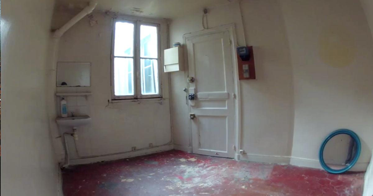 A casa em um quarto um apartamento de 8 m - Arredare casa 30 mq ikea ...