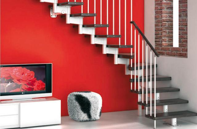 Escadas como um elemento de design