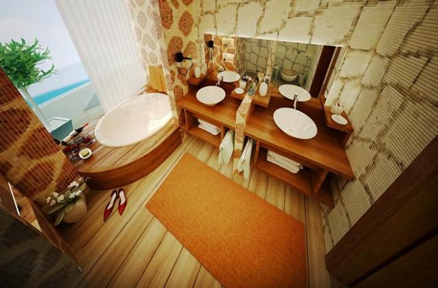 Como decorar um banheiro pequeno para maximizar o espaço