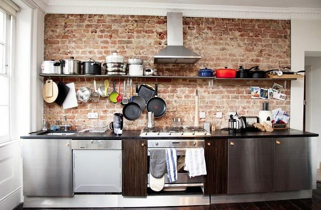 Como escolher a cor mais apropriada para a cozinha