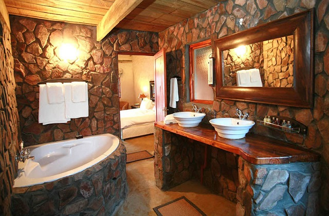 Mármore e pedra natural para o banheiro