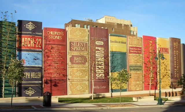 Biblioteca pública de Kansas City, Missouri