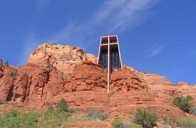 Capela do Rock, Arizona