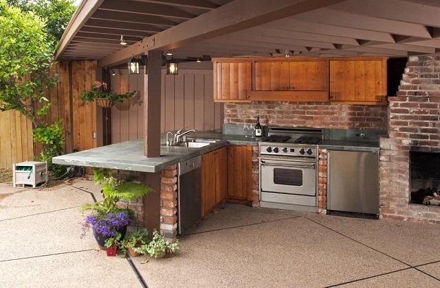 Cozinhas ao ar livre: tudo que você precisa saber