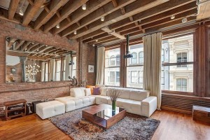 Decorando a casa inspirando-se em lofts de New York