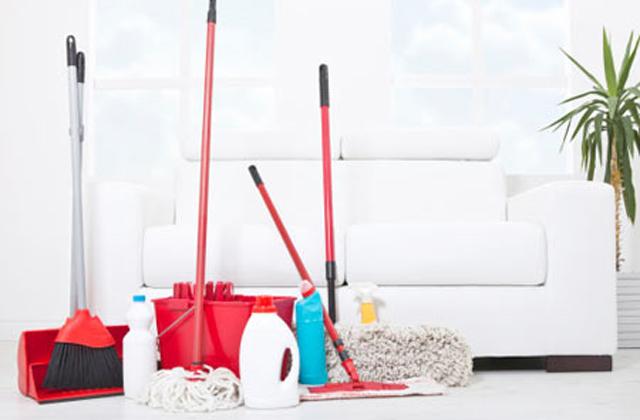 Deixar a casa arrumada e limpa em poucos minutos