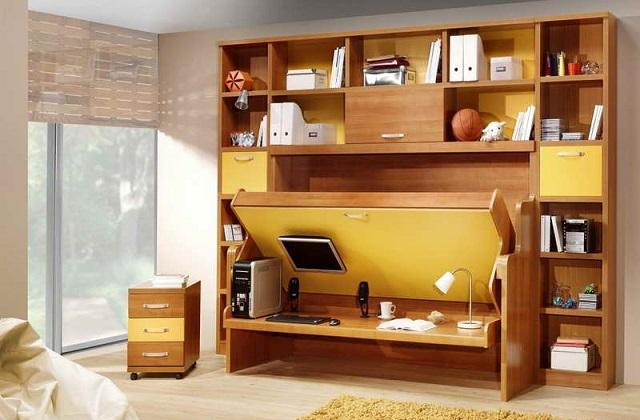 4 simples e engenhosas ideias para economizar espaço