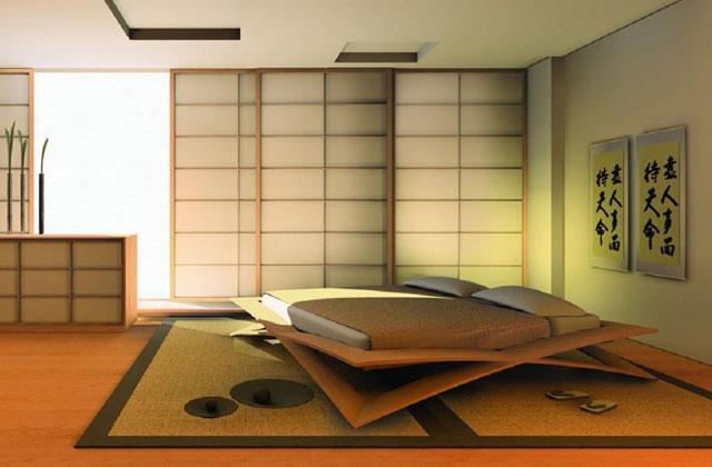 O quarto em estilo japonês idéias que podemos copiar Casafã ~ Quarto Planejado Estilo Japones