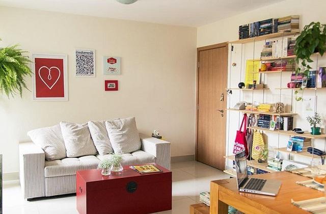 Como gastar pouco com a decoração da nossa casa: os truques