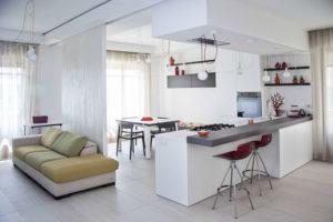 Decorar uma cozinha: ideias e exemplos de mobiliário