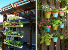 Montando um jardim em casa