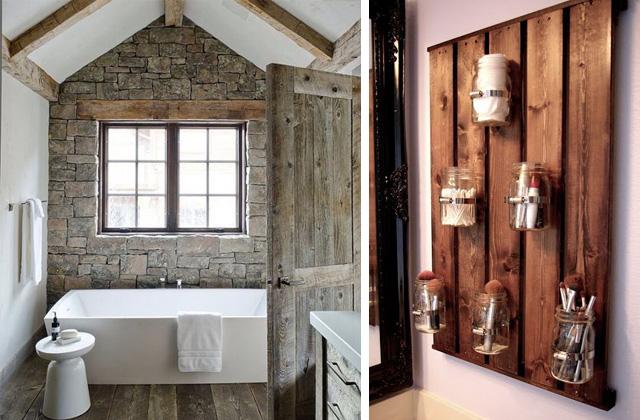 Blog CNR  CNR  Loja de Material de Construção em Belo Horizonte, Nova Lima, -> Decorar Banheiro Rustico