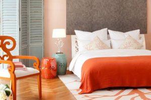 Idéias originais para decorar com a cor laranja