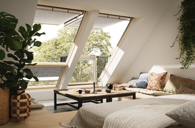 Cabrio, a janela que se torna uma varanda