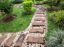 Como escolher o piso certo para o seu jardim