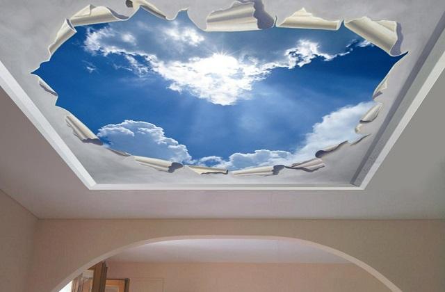 Ideias para decorar o teto no qual ninguem pensou