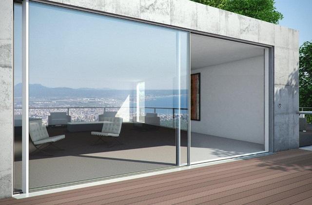 Escolher uma janela de madeira, PVC ou alumínio?