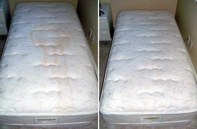 Como limpar e desinfetar o colchão com bicarbonato de sódio
