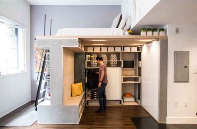 Como decorar um pequeno apartamento: algumas idéias e conselhos úteis