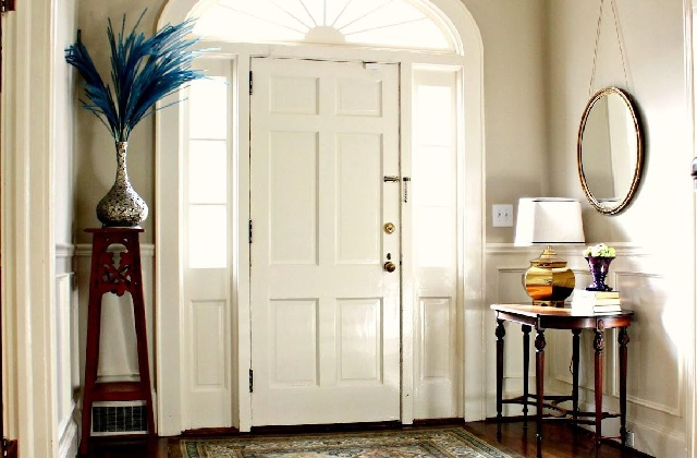 Mobiliário para a entrada. Escolhendo com elegância e estilo