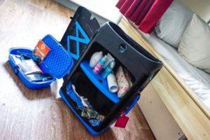 Jurni, o saco perfeito para aqueles que amam a ordem mesmo quando tiver em viagem