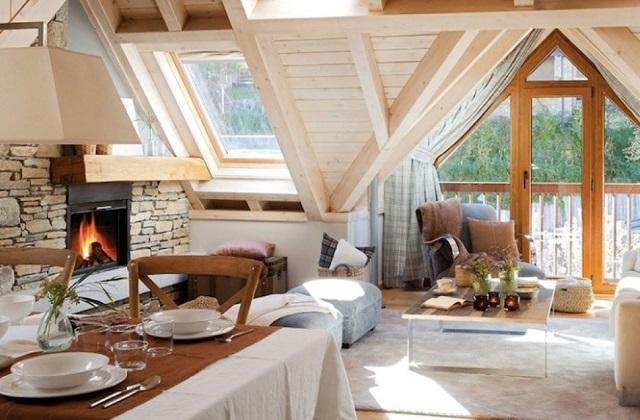Como decorar uma casa com tetos altos