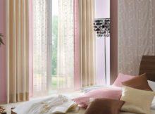 Uma das peculiaridades da cortina é proteger a nossa casa dos olhos curiosos