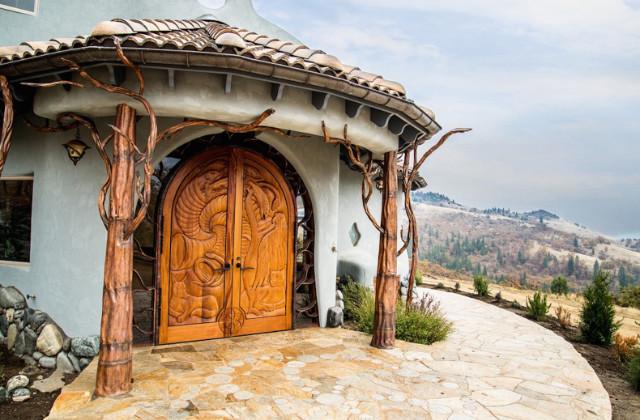A fantástica casa com um interior fabuloso