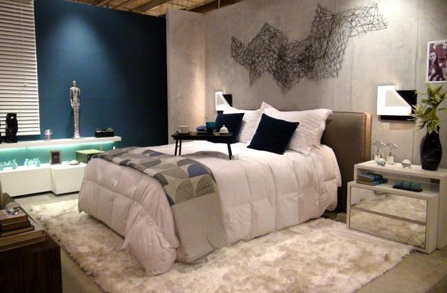 Escolha o tapete adequado para o quarto