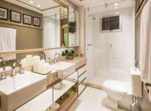 Como decorar um moderno banheiro: idéias e sugestões