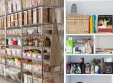 Como arrumar e manter organizado a dispensa