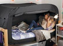 Privacy Bed: A nova cama-cortina para o seu momento relax