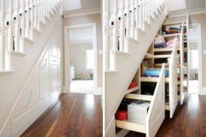 Como economizar espaço em sua casa e viver de uma forma mais organizada