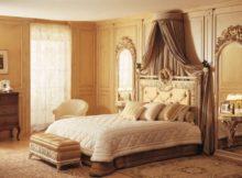 cama estilo dossel