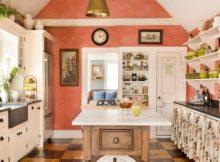 Decorando a casa com cor coral: ideias e dicas úteis