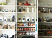 Como melhor organizar uma dispensa em casa