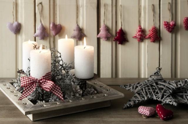 Faça você mesmo: decorações de natal em estilo country