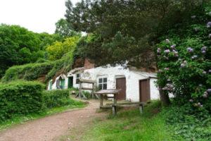 A aldeia dos hobbit que inspirou Tolkien