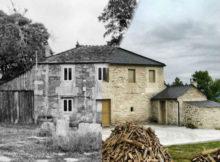 Fantástica restruturação de uma casa abandonada