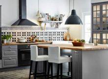 Decore a cozinha em branco na melhor maneira